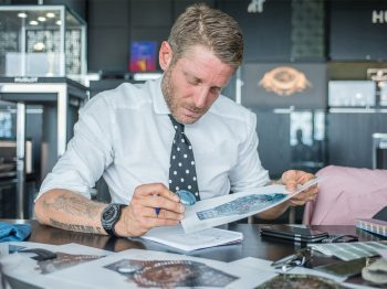 A talk with Lapo Elkann, Agnelli's heir from the Fiat dynasty, ambassador and dear friend of Hublot …