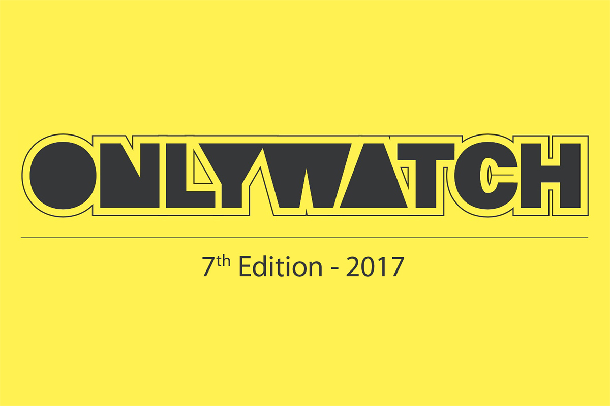 Only Watch 2017 : the Charity Auction or bidding for a cause