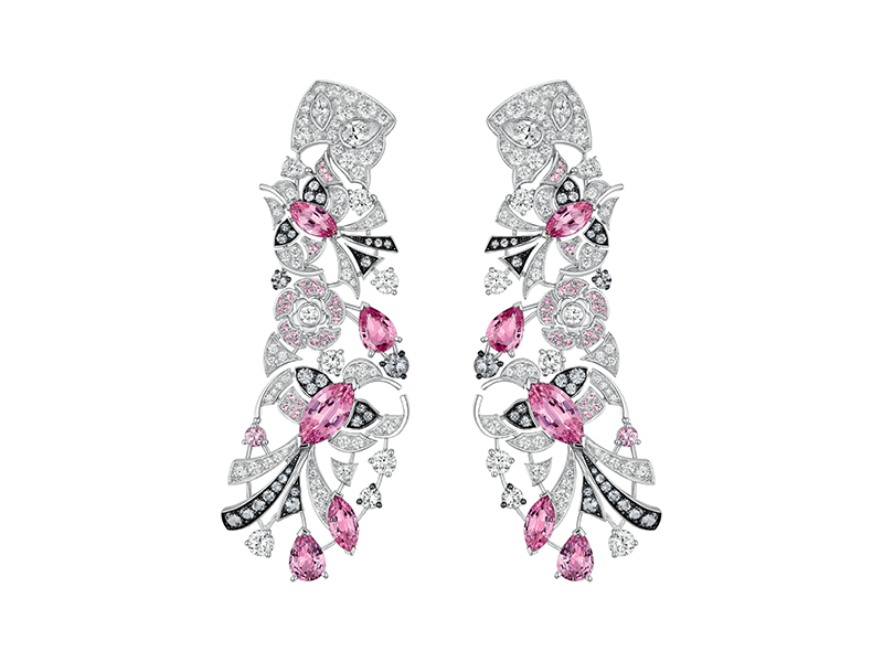 Chanel Jeanne Sapphires Earrings
