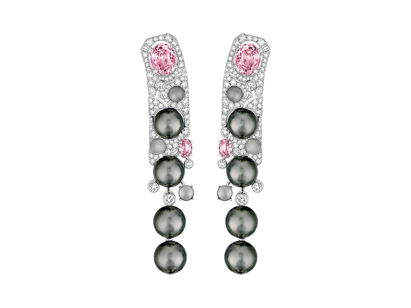 Chanel Suzanne Earrings