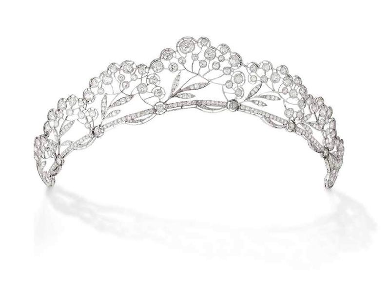 Boucheron Ballerina tiara