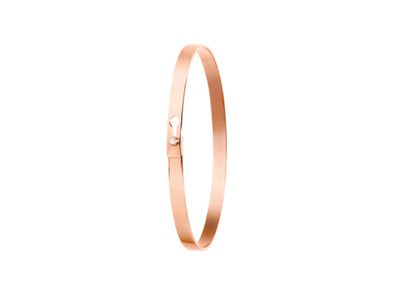 Dinh Van Serrure ruban bangle - 3200€