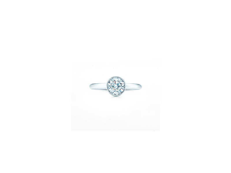 Tiffany & Co bezet ring 13 400 €