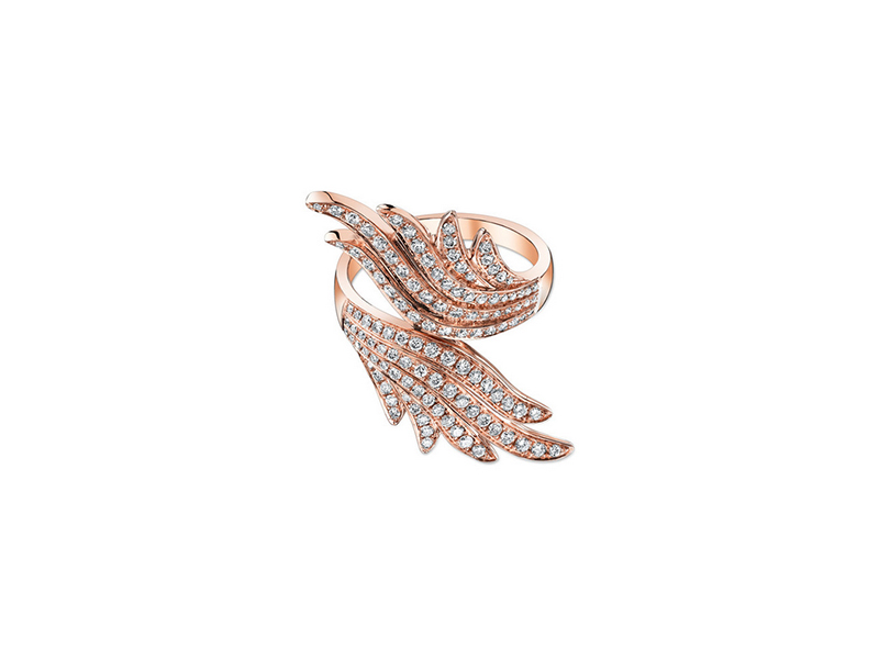 Anita Ko Wrap Around Wing Ring 8000 $