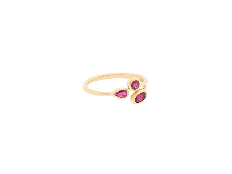 Aya Matusadona Gemfields Ruby Ring