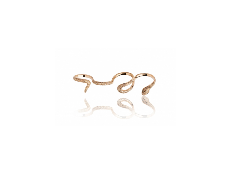 Elise Dray Serpentine Ring