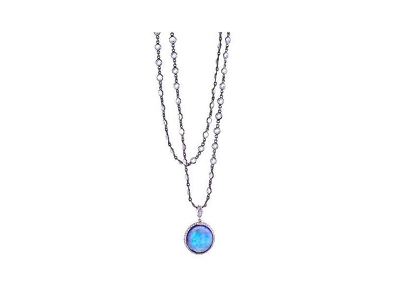 Katherine Jetter Classic Opal Pendant