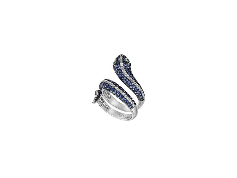 Le Vian Sapphire Snake Ring