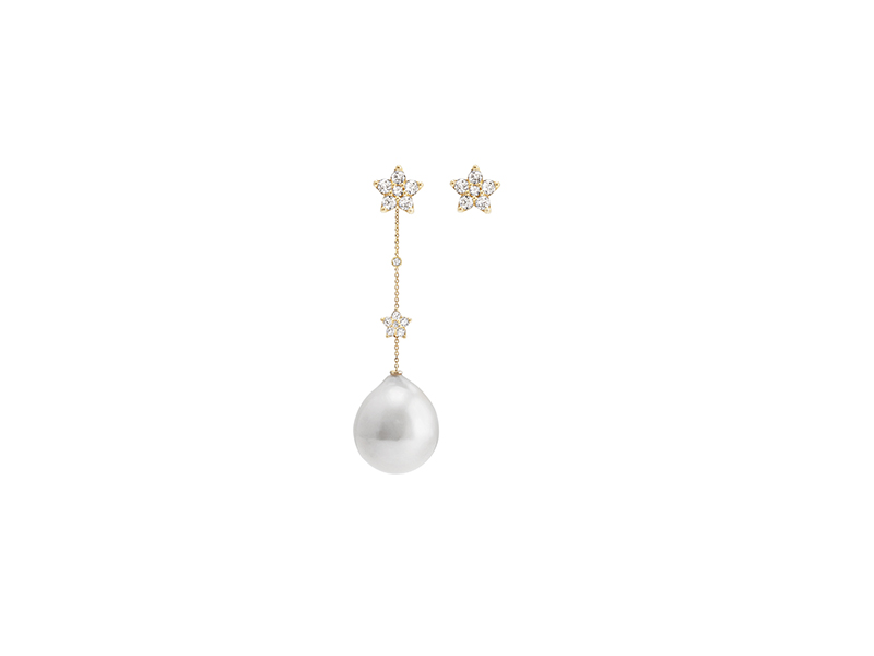 Ole Lynggaard Copenhagen diamonds earrings