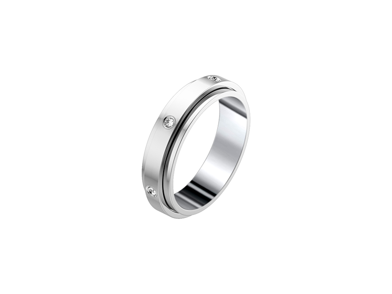 Piaget Wedding band possession