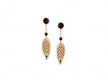 Best selection of feather earrings !
