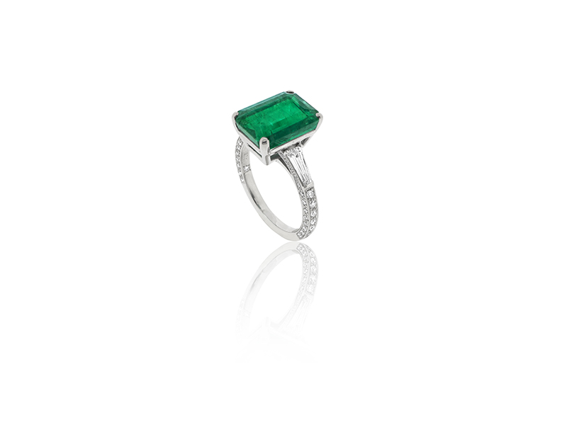BenGems Emerald ring
