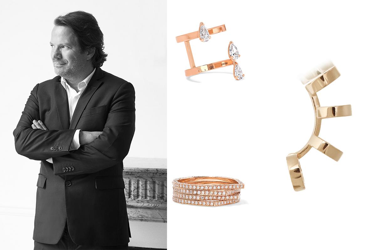 Benjamin Comar ancien directeur de Chanel et nouveau CEO de Repossi