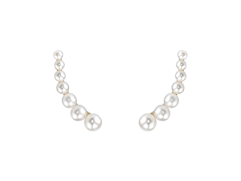 Anita Ko Floating pearl earrings 650 $