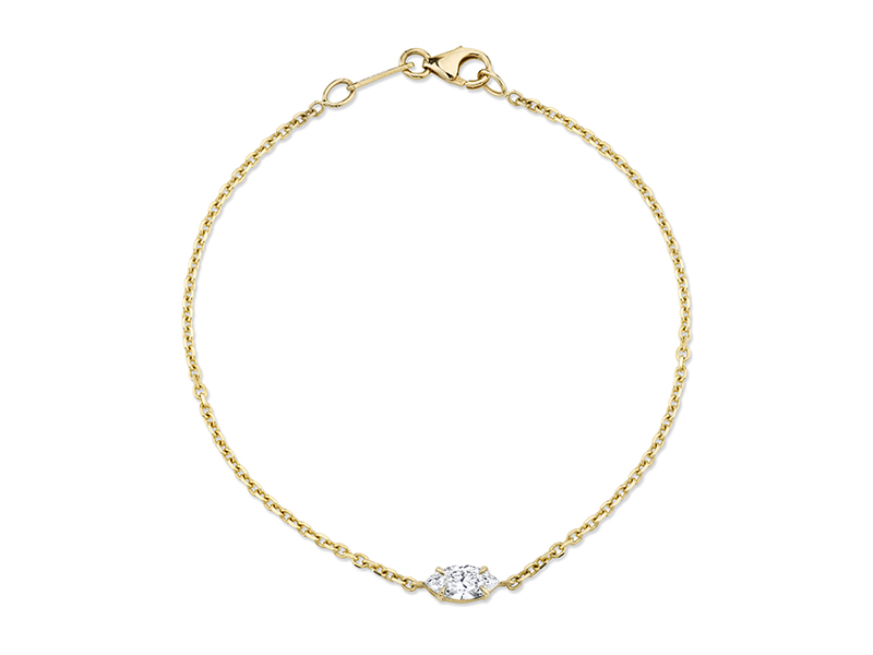 Anita Ko Marquis chain bracelet - 3000 $