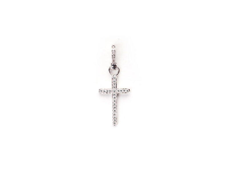 Annoushka Eclipse White Diamond Cross Pendant 1100 €