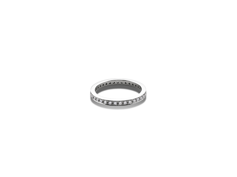 Bvlgari Dedicata a Venezia Wedding Band