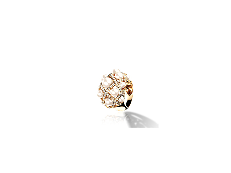 Chanel   Baroque Ring