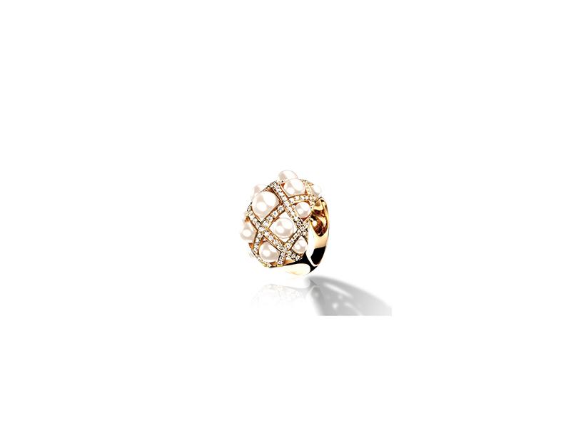 Chanel  Baroque Ring