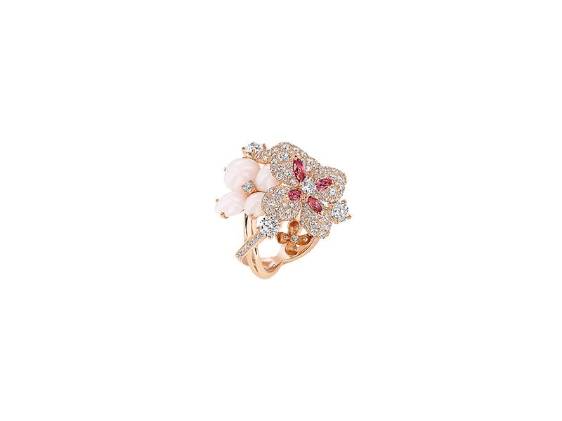 Chaumet Hortensia Ring