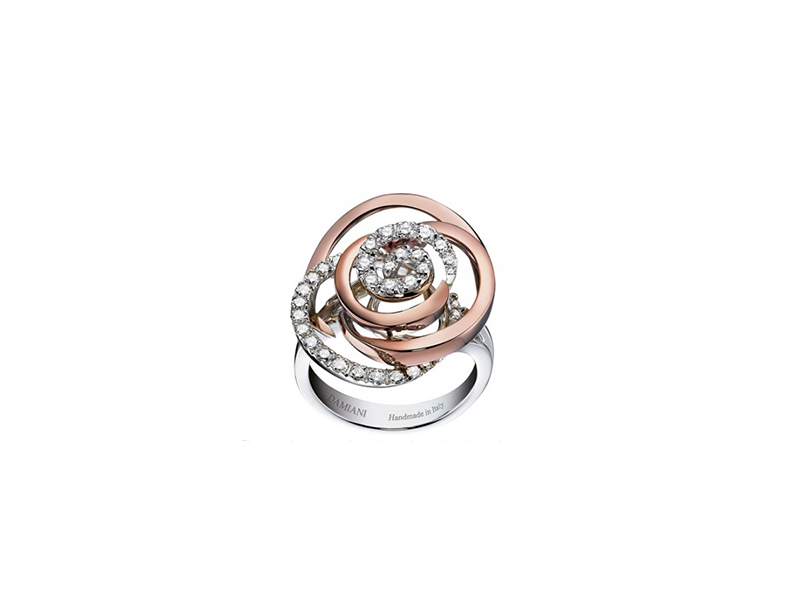 Damiani Rose Ring 6300 €