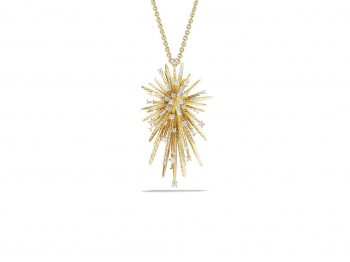 Best diamond baguette necklaces selection !