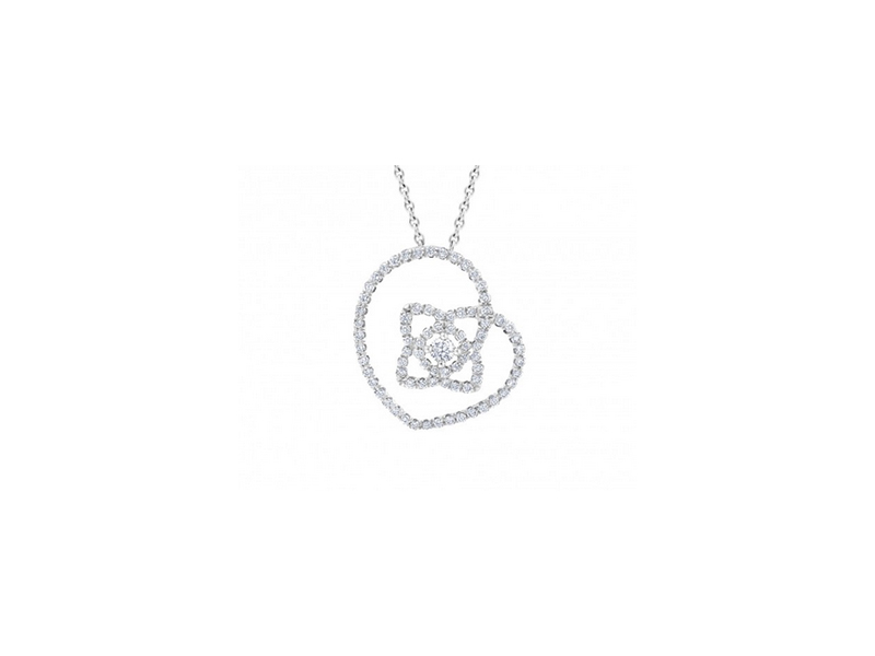 De Beers Enchanted Lotus Pendant 2775 €