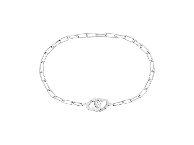 Dinh Van Double Coeur bracelet