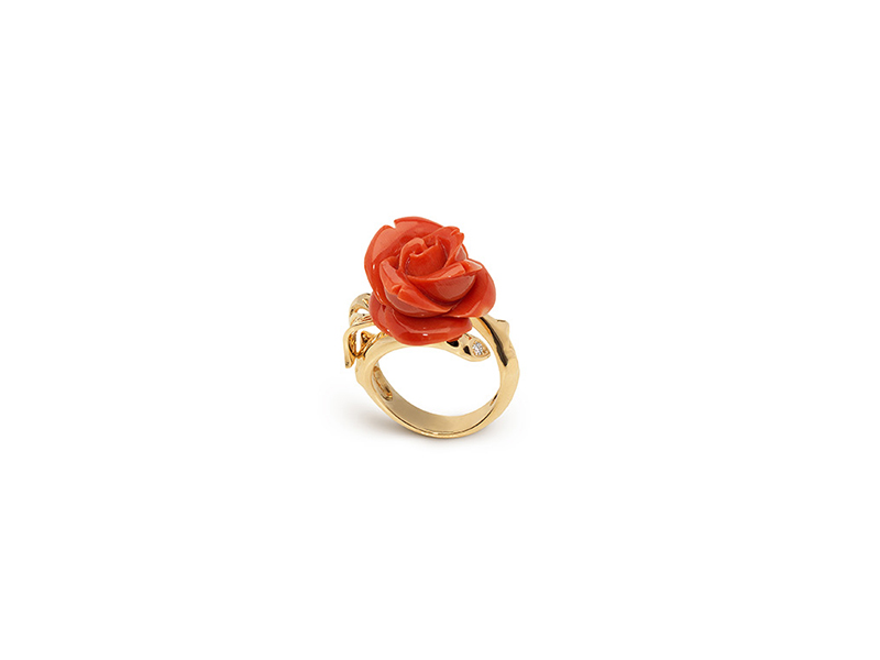 Dior Rose Dior Pre Catelan Ring 4000 €