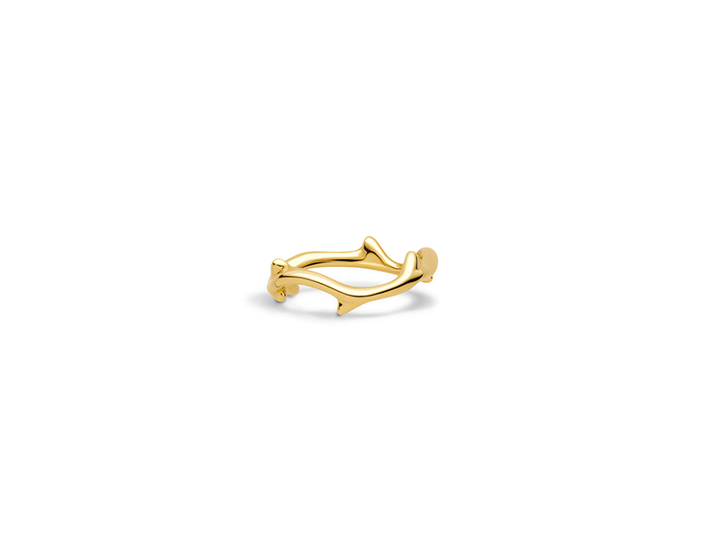 Dior Bois de rose ring mounted on yellow gold 800 €