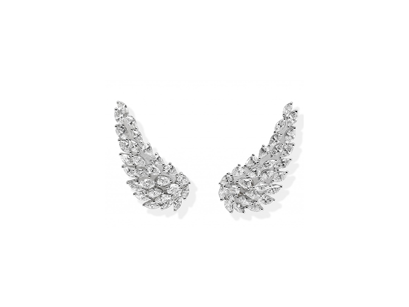 Messika Angel collection earrings