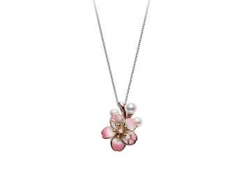 Best flower pendant necklaces selection!