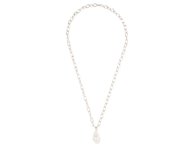 Mizuki Gold with pearl and diamonds 4'243€