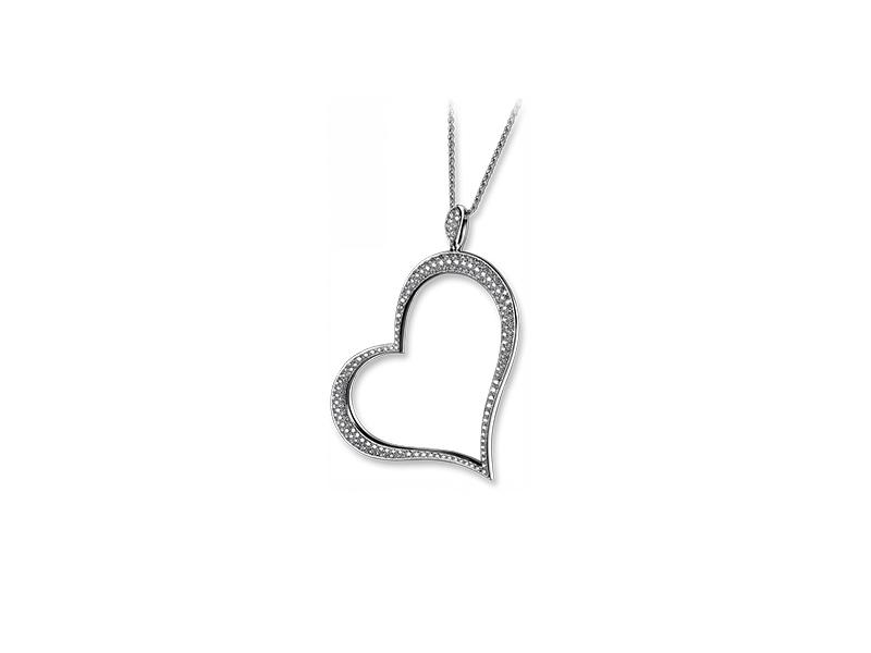 Piaget Heart Pendant