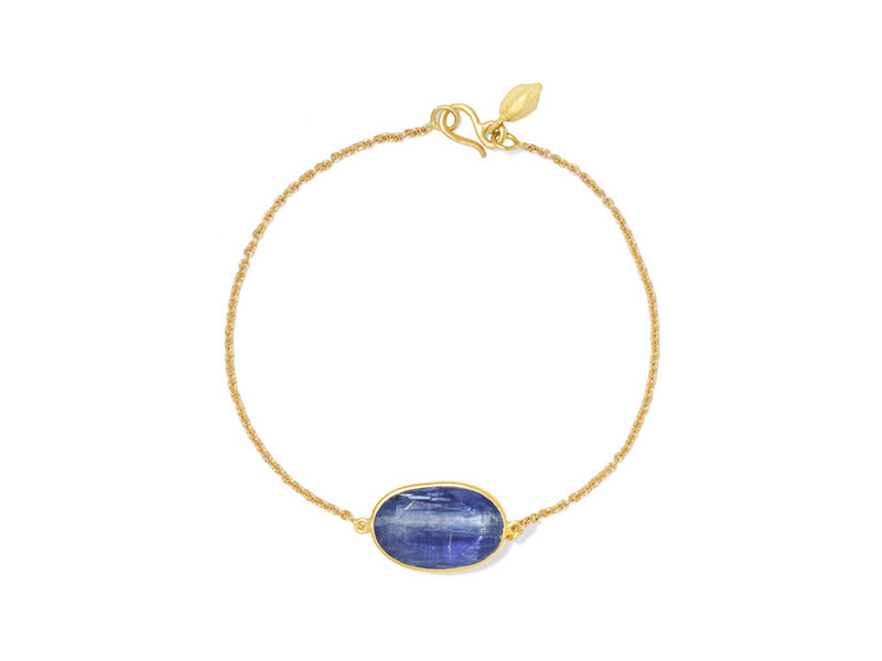 Pippa Small 18 karat gold with kyanite - 1260 €