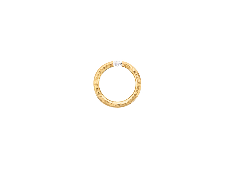 Rivka Virtuous circle ring