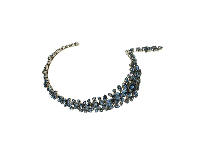 Ryan Storer reversible crystal choker 2465 $