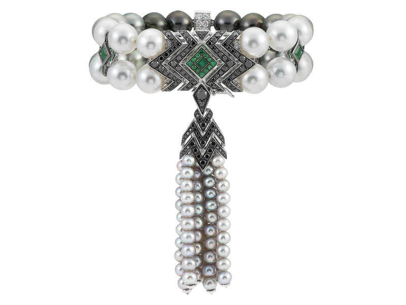 Stephen Webster Pearl convertible bracelet - Lady Stardust