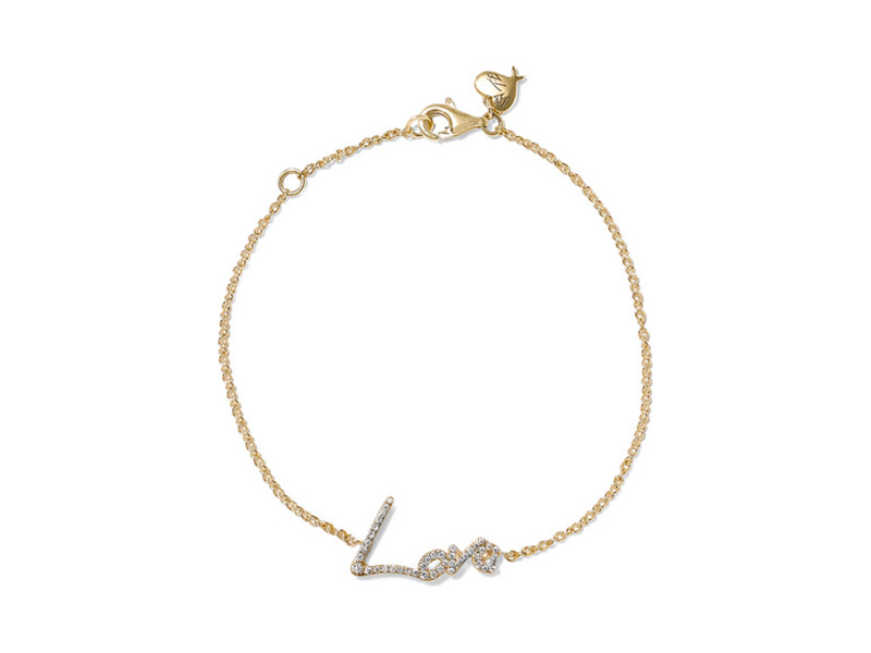 Stephen Webster 18 karat gold diamond bracelet - 1774 €