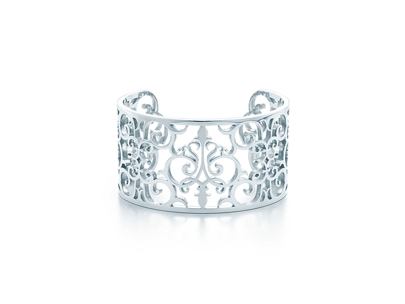 Tiffany & Co Silver cuff - 910 €