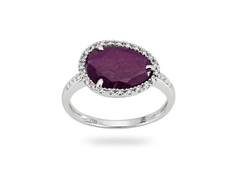 Zoccai Colored Stone Ring 1290 €