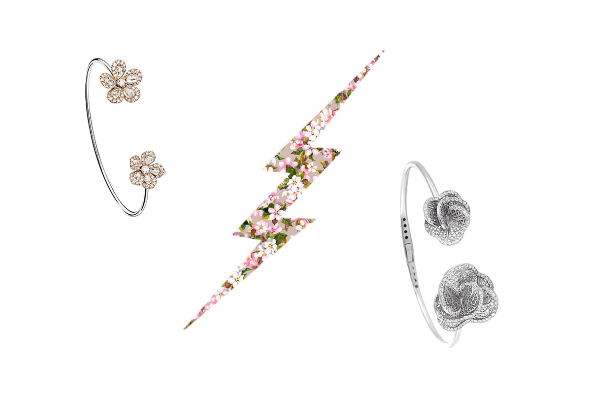 The battle of the enchanting blossom bracelets between British David Morris and Portuguese Eleuterio.