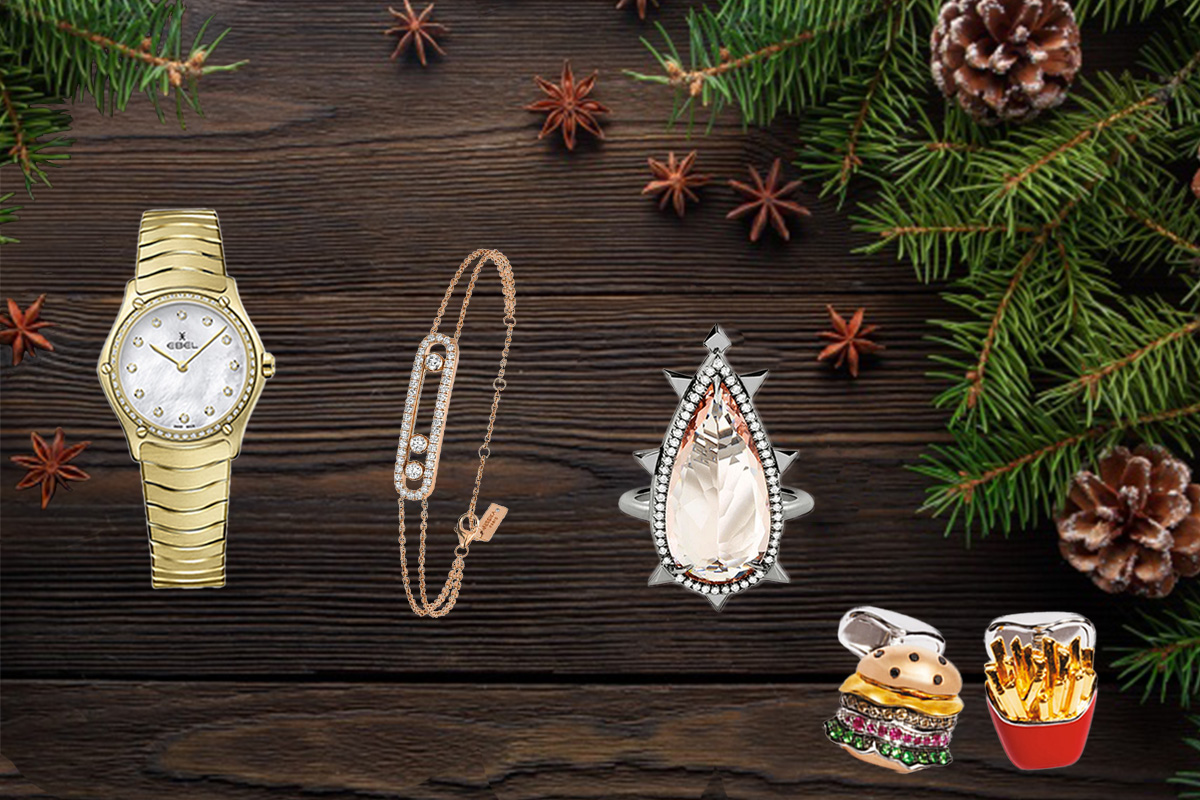 THE ULTIMATE JEWELRY CHRISTMAS GUIDE