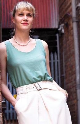 Mélanie Georgacopoulos Jewelry Designer
