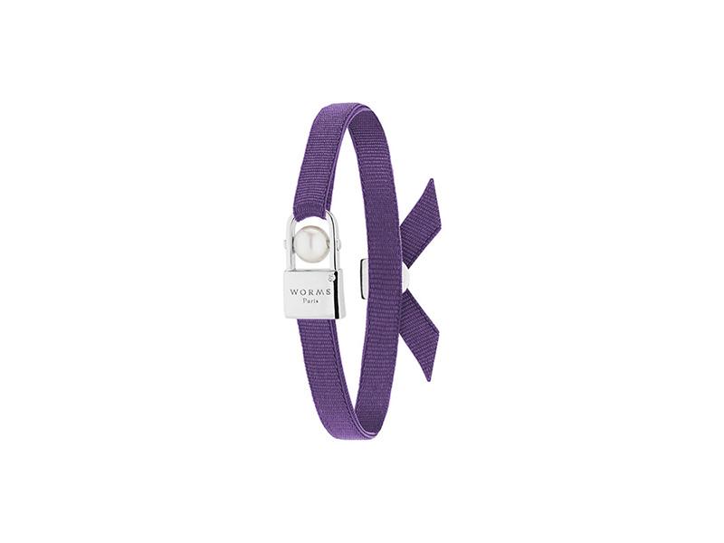 """U'rban Women """"Cadenas"""" stretch bracelet diamond"""