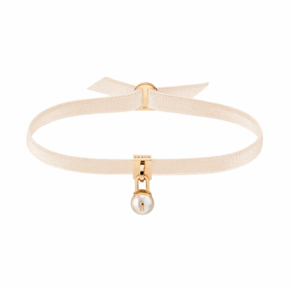 Worms Perle cadenas stretch bracelet by worms