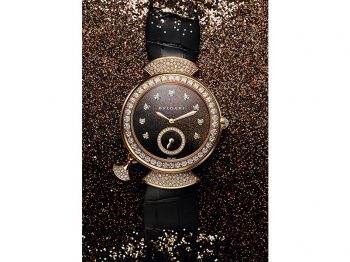 Bvlgari Diva Finissima Minute Repeater watch