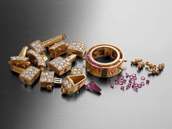 Bvlgari Jewelry Watches Manufactured diamonds gold