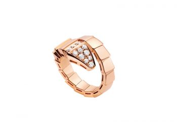 Bvlgari Serpenti Ring