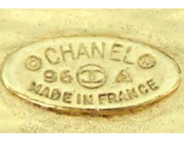 Chanel Jewelry stamp